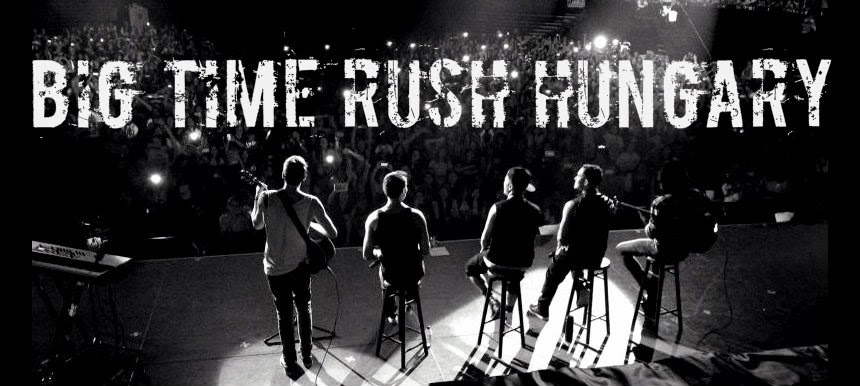 Big Time Rush Hungary
