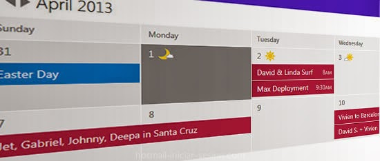 Diferencias entre suscribirse o importar un calendario en Outlook.com