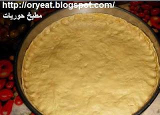 طريقة عمل البيتزا الايطالية بالصور   • • •  Italian cooking pizza pictures 12994818443%5B1%5D.j