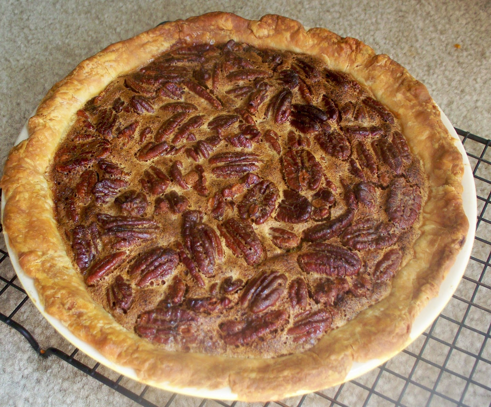 ... Very Complicated For No Real Improvement Over Other Recipes, So If You  Have A Favorite Pie Crust Recipe, Feel Free To Use That Instead Of This One.