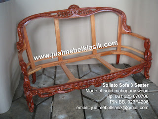 supplier wooden frame sofa solid mahogany wood carved set 3 2 1 1