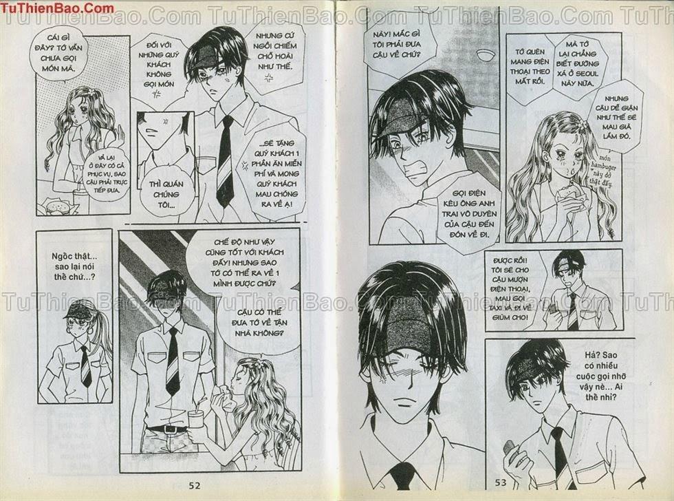 Xin Lỗi Tớ Thích Cậu chap 9 - Trang 26