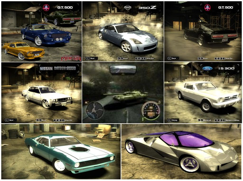 Nfs most wanted 2005 crack only
