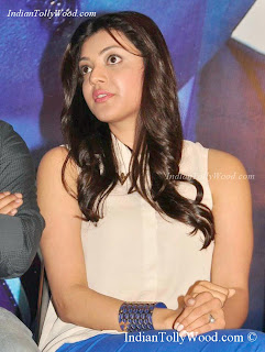 Kajal At Baadshah Success Meet Pics