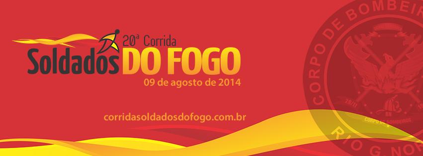 CORRIDA SOLDADO DO FOGO
