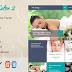 Responsive WordPress Template for Beauty Salon or Healthcare Website