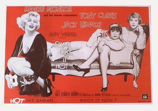 Poster Con Faldas y a lo Loco