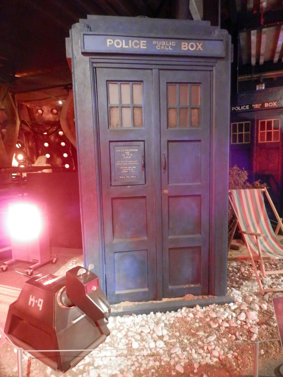 The Doctor Who Experience, Cardiff. secondhandsusie.blogspot.co.uk