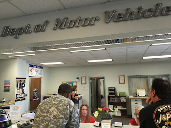 My Visit to the DMV