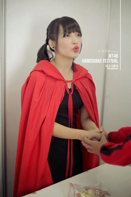 Devi Kinal Putri hs kfc