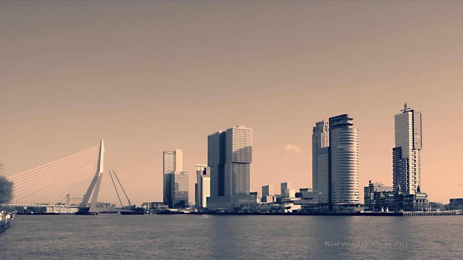 Skyline Rotterdam Ruud Vermeer Fotografie