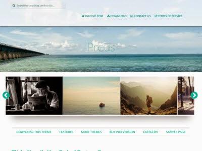 Preus WordPress Themes