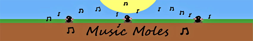 Music Moles