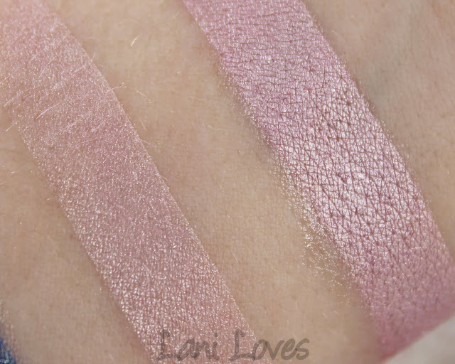 Innocent + Twisted Alchemy Shortcake Fantasy Eyeshadow Swatches & Review