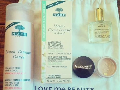 Beauty: Love Me Beauty July 2015 review