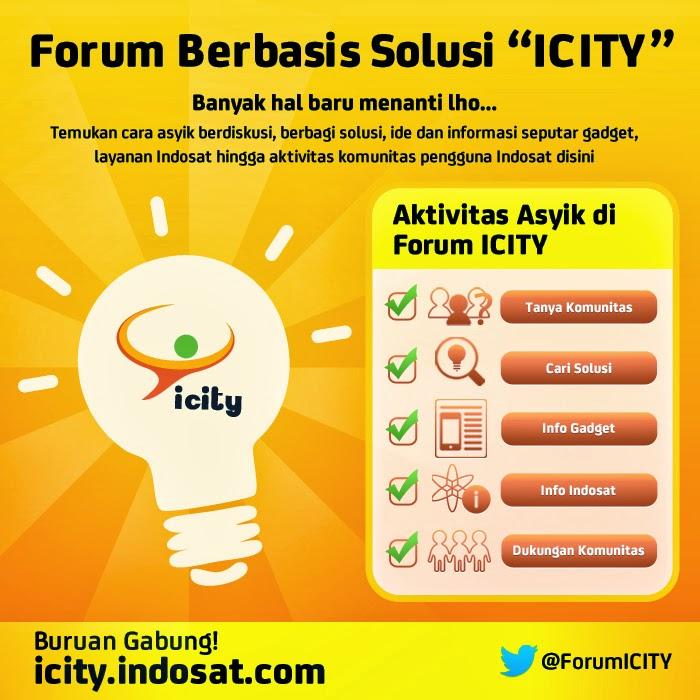 Forum Berbasis Solusi ICITY