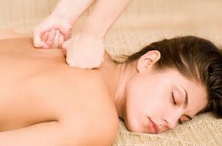 Massagem relaxante,Dreno