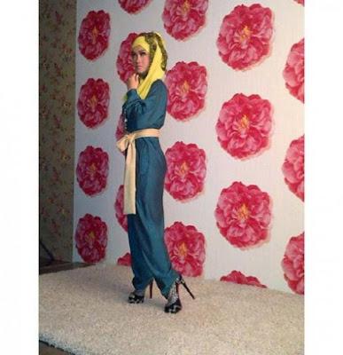 julia peres jupe jilbab 4 Foto Julia Perez Berjilbab