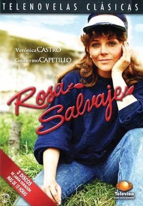 Ver Rosa salvaje telenovela completa México (1987)