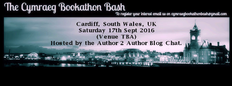 Sign up to the Cymraeg Bookathon Bash 2016