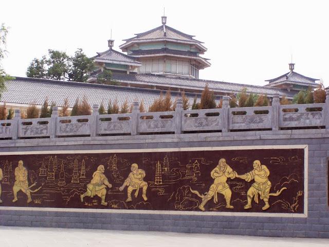 Kung Fu Shaolin Temple