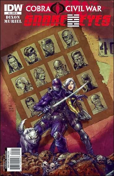GIjoe Homenaje Uncanny X-Men 141