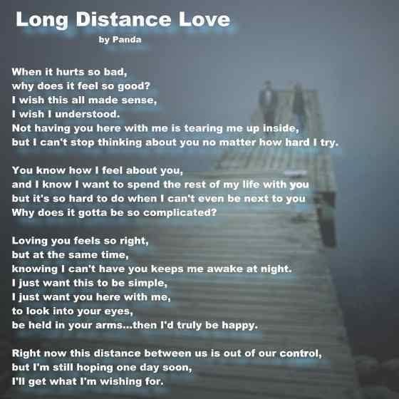 images quotes for long distance relationship Long Distance ...