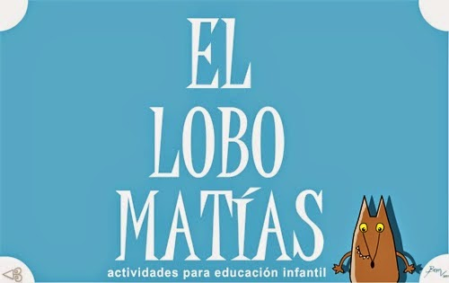 JUEGA CON EL LOBO MATÍAS
