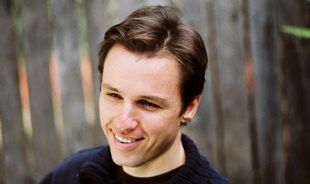 Markus Zusak, autor do livro A Menina que Roubava Livros