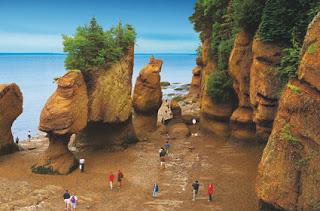 Teluk Fundy atau Bay of Fundy