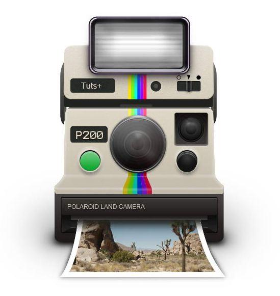 Tutorial berikut ini adalah cara bagaimana menggambar icon camera ...