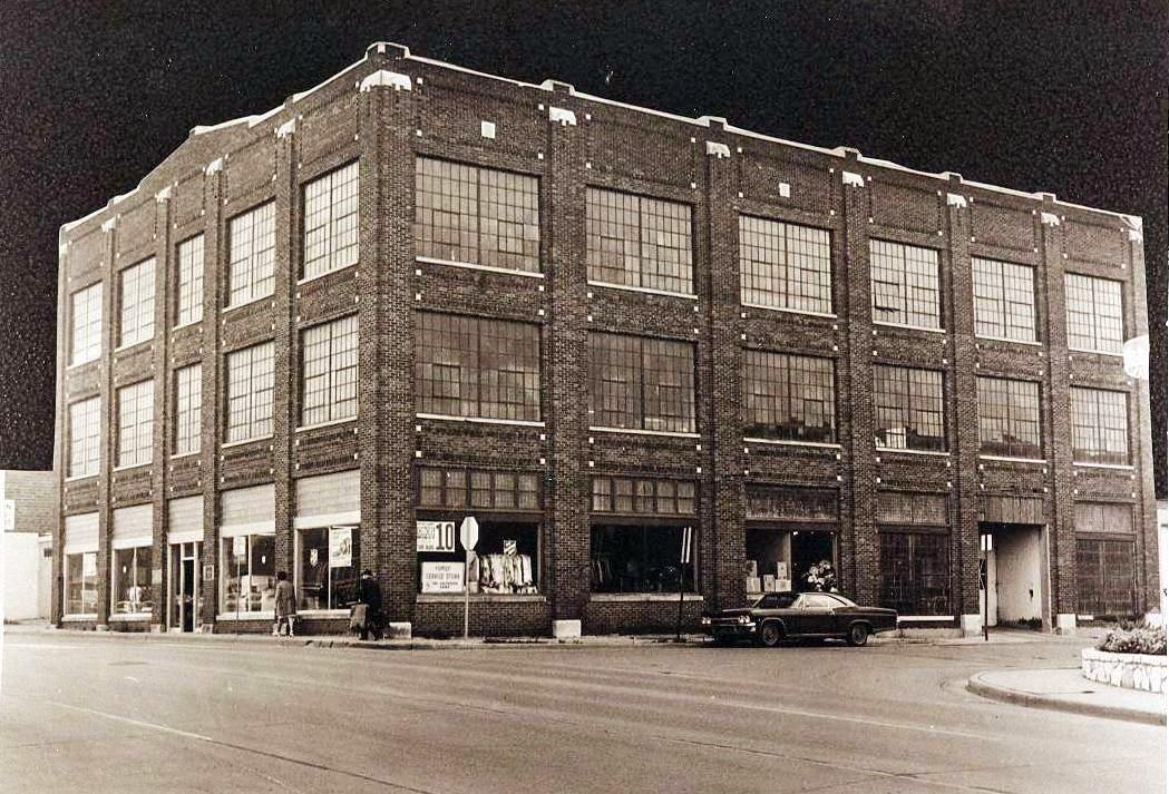 Minot Memories Auto Dealers 1927 2