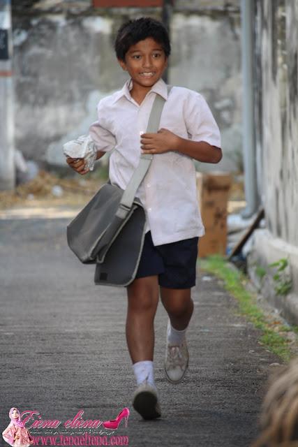 Chowrasta Adaptasi kisah naib canselor UiTM