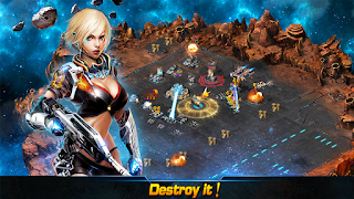 Download Galaxy Conquest II:Space Wars