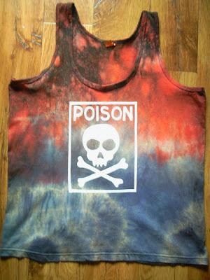 punk-diy-tie dye-farbowane-ręcznie malowane