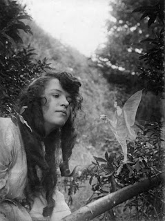real fairies, cottingley fairies