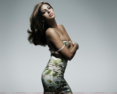 Eva Mendes Actress Wallpaper