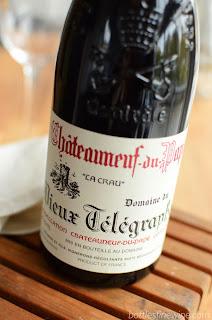 Vieux Telegraph red wine