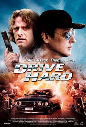 Drive Hard 2014 poster