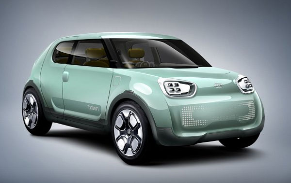 New Automotive News And Images Top Automotive Kia Naimo Electric