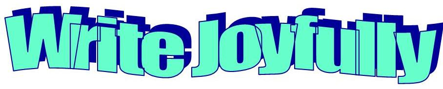 Write Joyfully
