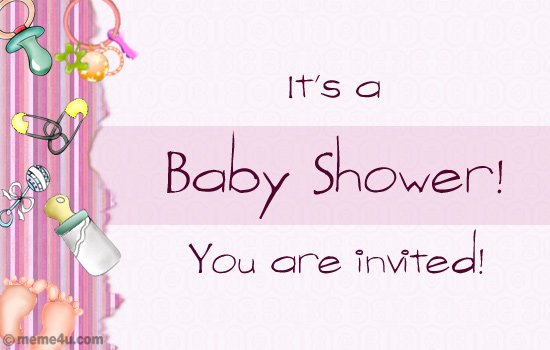 Baby Showers : Baby Shower Gift List