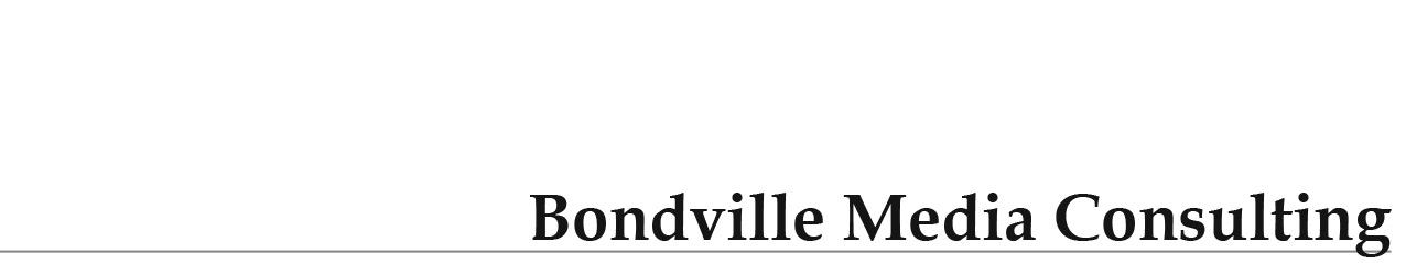 Bondville Media