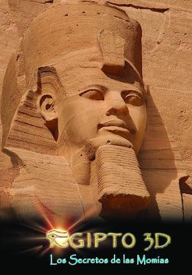 """""""Egipto 3D. Los secretos de las momias"""" en Cosmocaixa Madrid"""
