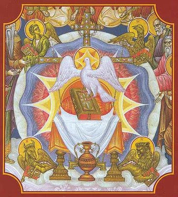 The Orthodox Encounter With The Holy Spirit Mystagogy
