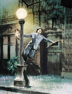 Escena del musical Cantando Bajo la LLuvia