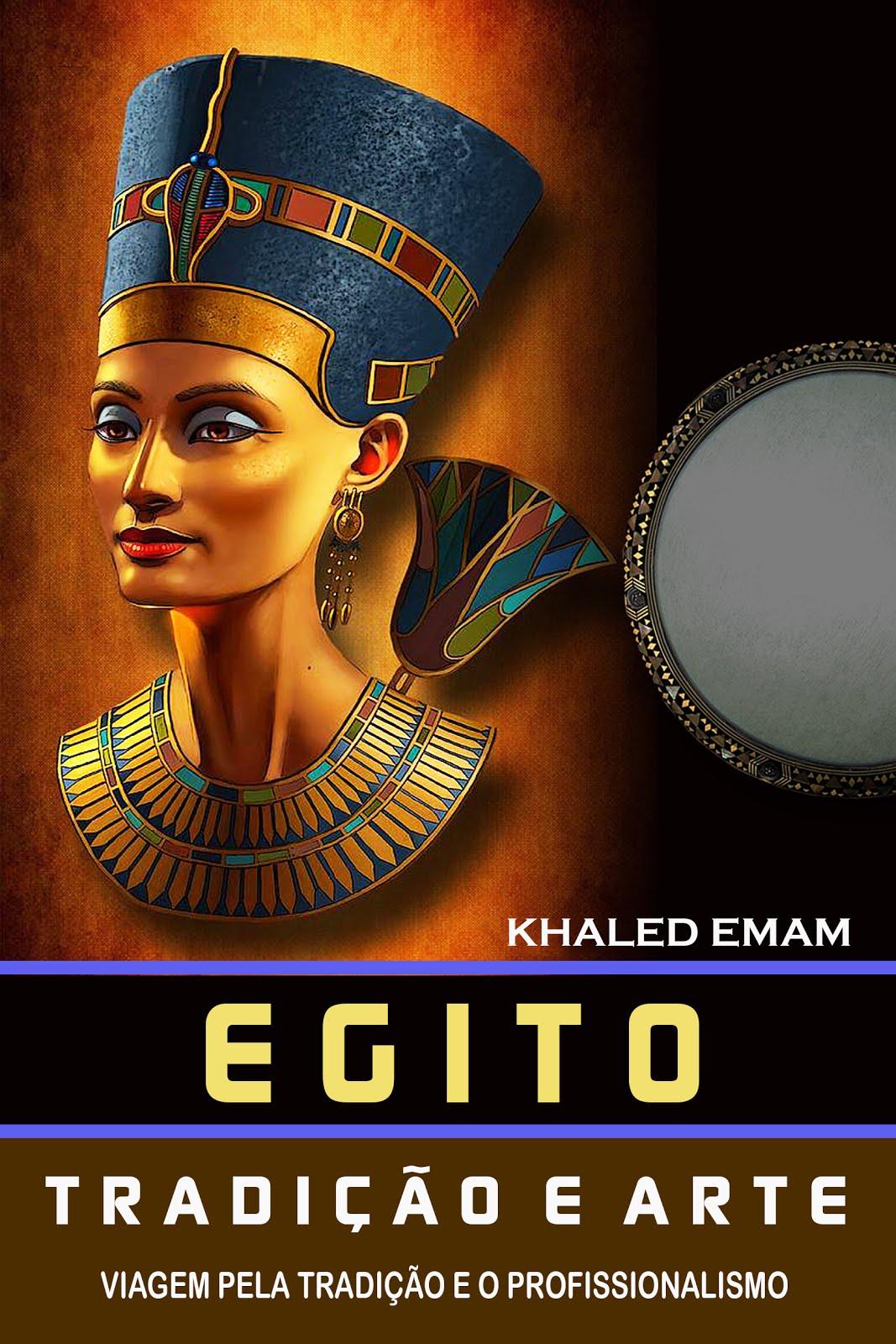 Livro Egito Tradição e Arte