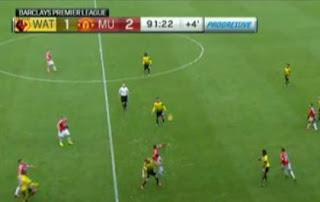 Watford vs Manchester United 1-2 Video Gol & Highlights
