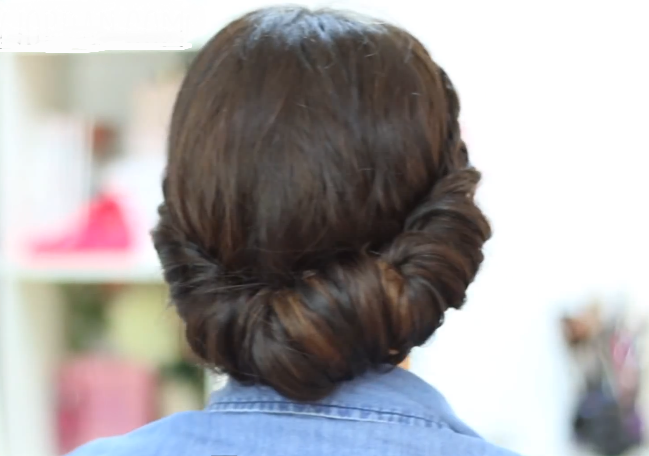 Peinado Facil Paso A Paso - 10 Peinados Fáciles Sencillos Explicados Videos Paso a