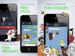 Download Aplikasi Line Untuk Android